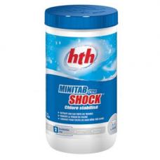 Быстрый стабилизированный хлор в таблетках 20 гр hth MINITAB SHOCK