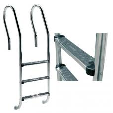 Лестница Mix со ступеньками Standard, AISI-304