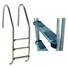 Лестница Standard со ступеньками Luxe, AISI-316