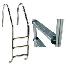 Лестница Standard со ступеньками Standard, AISI-304